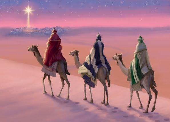 Francois Illas New Tradition: Three Wise Magi