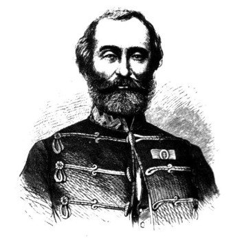 General János Czetz hu:Czetz János (1822-1904), a prominent Hungarian freedom fighter, chief-of-staff of Hungarian army