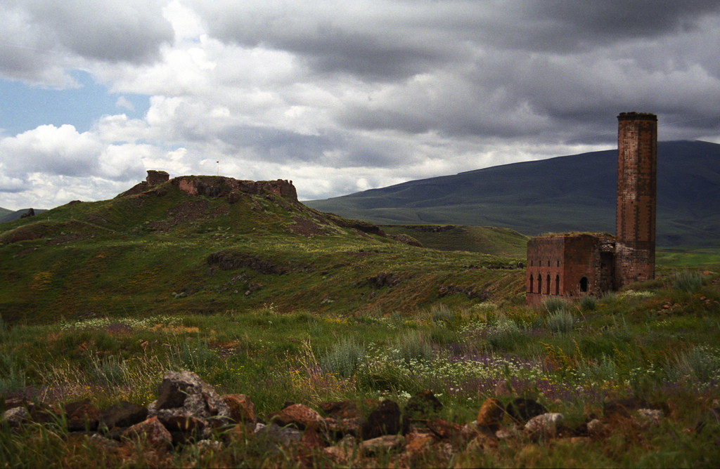 Ani city of Bagratid Armenia