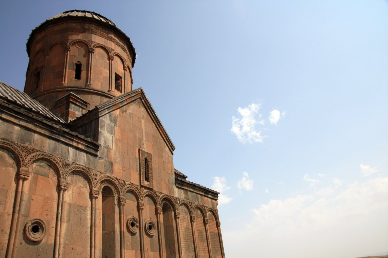 Old Armenian church