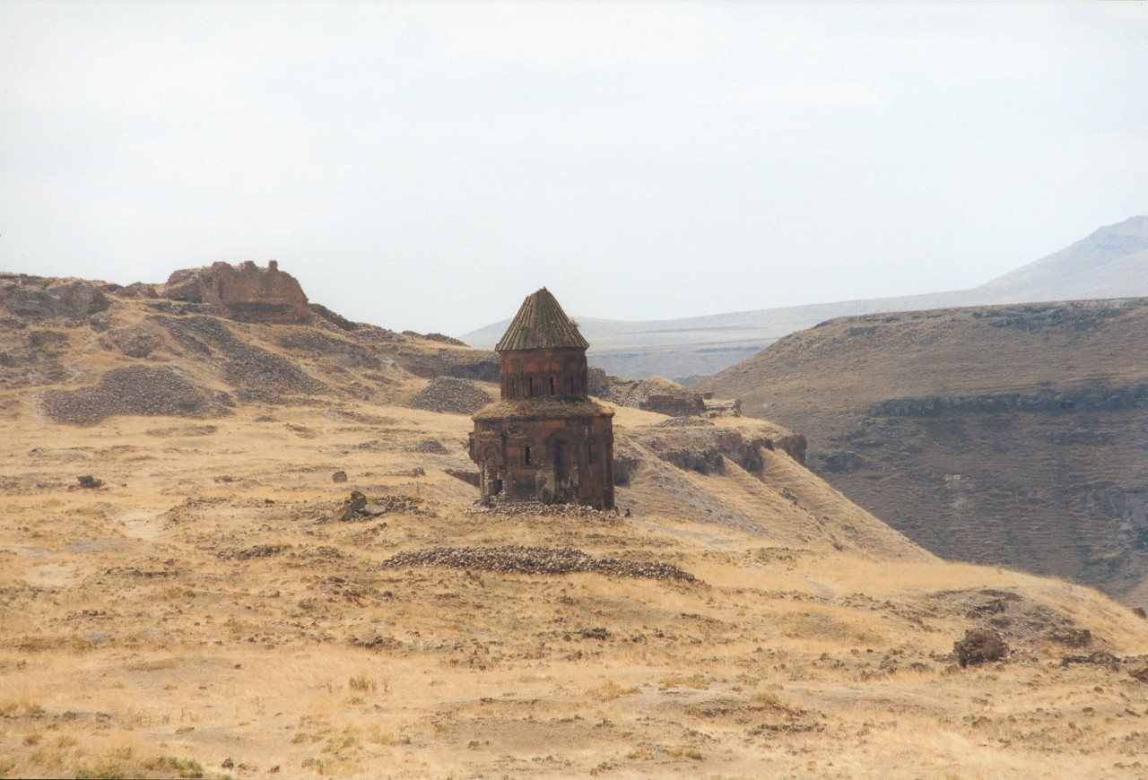 Armenian city Ani