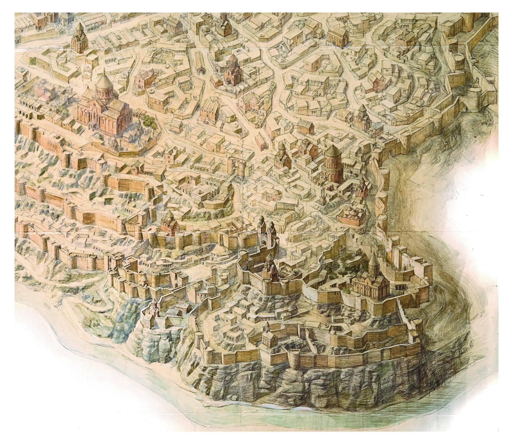 Ani city of 1001 churches
