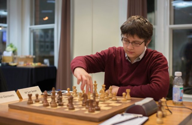 Armenian Boy Becomes The Youngest-ever American Chess Grandmaster